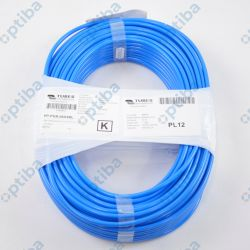 Wąż poliuretanowy PP-PUR-06X4BL PUR 6x4mm niebieski