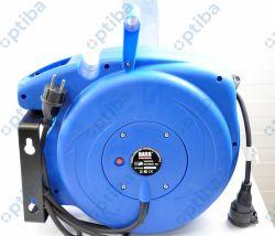 Przedłużacz elektryczny bębnowy z automatycznym zwijaniem BP-4150 15m