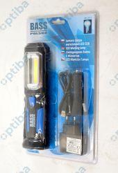 Lampa warsztatowa akumulatorowa LED z magnesem 10W