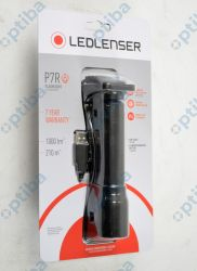 Latarka akumulatorowa P7R zasięg światła 210m, 1000lm,