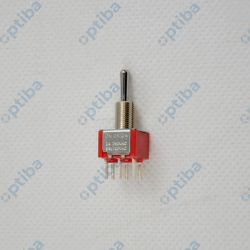Przełącznik 612-100DP6T1B1M2QE