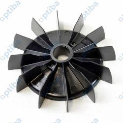 Przewietrznik silnika fi 25mm wysokość łopatki 35-38mm