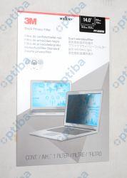 Filtr prywatyzujący PF140W9B do monitora 17.5x31cm 14