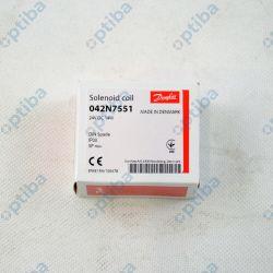 Cewka elektromagnetyczna BA024D 24V DC 042N7551