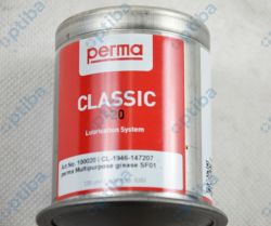Smarownica gazowa Classic 120cm3 SF01 100020
