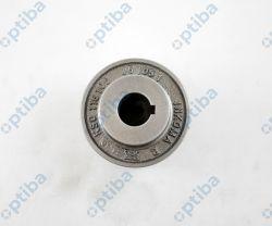 Sprzęgło KSO 105 A2-A2 L=116mm 110025