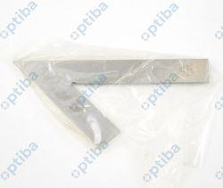 Kątownik stalowy płaski 45° 200x130mm DIN875 kl.1 9M03.2.24