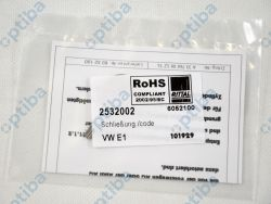 Klucz 2532002 do uchwytu Komfort VX 8618.240