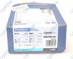Kotwa rozprężna R-XPT-08080/15 opaskowa M8 80mm