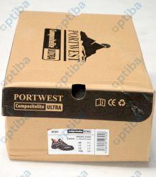 Półbuty ochronne Compositelite Operis S3 HRO 11/46 FC61BKR46