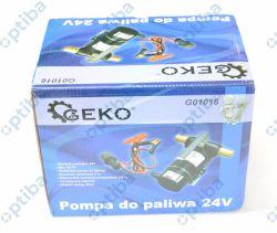 Pompa do paliwa i oleju G01016 24V