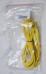 Przewód pomiarowy WAPRZ005YECC 5m wtyki bananowe żółty SONEL