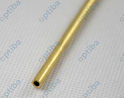 Rura mosiężna fi 5x1,0mm CW508L R370 H085