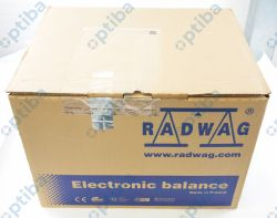 Waga legalizowana laboratoryjna PS 1000.X2 1000g/1mg 128x128mm