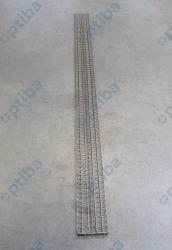 Kosz wsporczy stalowy gat.1.4404 typ Luhr L=3202mm