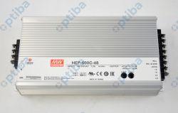 Zasilacz stacjonarny HEP-600C-48 200W 57,6V 10,5A