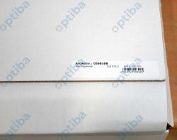 Kątownik stalowy ze stopką 400x265mm DIN 875 0368 108