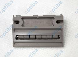 Płyta transportowa z rolkami 567-688812 A=85mm B=67,6mm śrubami M5x13mm
