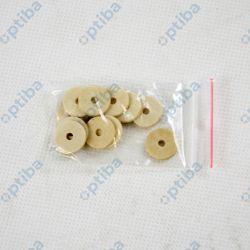 Podkładka izolacyjna ceramiczna fi 3mm 10szt.