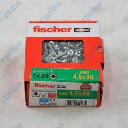 Wkręt do płyt wiórowych FPF-PT ZPF 4,5x30mm 652787 200szt.