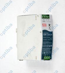Zasilacz na szynę SDR-120-24 5A 24V 120W