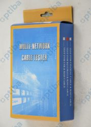 Tester sieci NS-468 do kabli RJ45, RJ11, RJ12