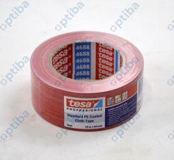 Taśma GAFFER 4688 50mm 25m 04688-00046-00 czerwona