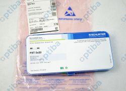 Zestaw 195 bezpieczników topikowych 0034.9857 5x20mm zakres wartości od 0,1A do 10A