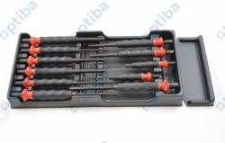 Zestaw 11 narzędzi - 10 wybijaków z rękojeścią i punktakiem MOD.CG-FAO