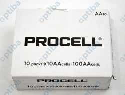 Bateria alkaliczna PROCELL MN1500 LR6/AA 10szt.