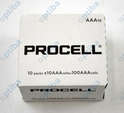 Bateria alkaliczna PROCELL MN2400 LR03/AAA 10szt.