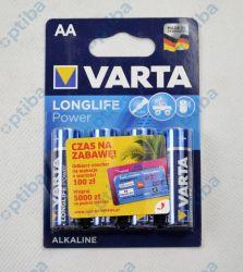 Bateria alkaliczna LR06/AA HIGH ENERGY 4906121414 4szt (blister)