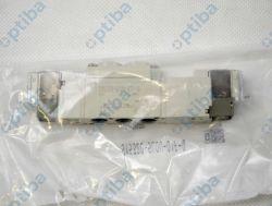 Zawór odcięty SY5320-5LOU-01F-Q 5/3 24VDC G1/8