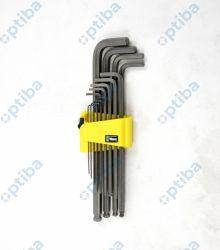 Zestaw 13 kluczy calowych 950PKL 021728