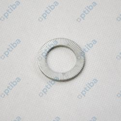 Podkładka samoklinująca typu NORD-LOCK M24 (25,3x39x3,4) DIN 25201 mat. stal