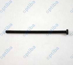 Śruba z łbem 6-kąt M10x200 DIN933 kl.10.9 bez pok gwint pełny