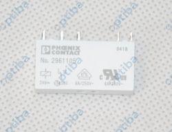 Przekaźnik mocy miniaturowy wtykowy REL-MR-24DC/21 2961105 PHOENIX CONTACT