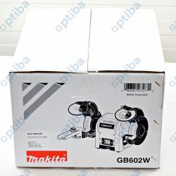 Szlifierka stołowa dwutarczowa GB602W 150mm 250W