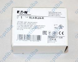 Moduł pulsujący SL4-BL24-R LED 24V AC/DC czerwony 171339