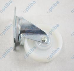 Zestaw kołowy skrętny KPE-POB 100K1 z kołem poliamidowym