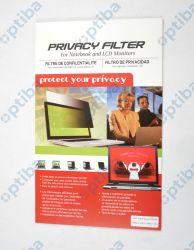 """Filtr prywatyzujący ASF156W9EU-60 15.6"""" 16:9"""