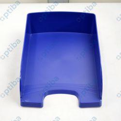 Półka na dokumenty plus jumbo 180042B niebieska
