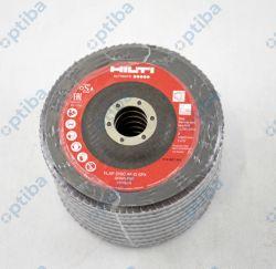 Zestaw tarcz listkowych AF-D 125 P80 SPX 10szt. 2243298