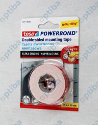 Taśma montażowa POWERBOND ULTRA STRONG 1,5m 19mm 55791-00003-01