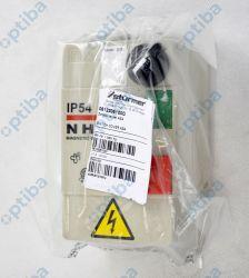 Włącznik silnikowy ms-1-09 z przełącznikiem do pracy ciągłej 0512205100D