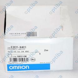 Czujnik zbliżeniowy aluminiowy E2EY-X4C1 OMRON