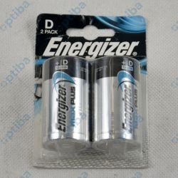 Bateria Max Plus D LR20 2szt.