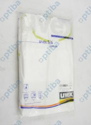 Kombinezon ochronny jednorazowy 9871013 typu 5/6 r.XXL biały
