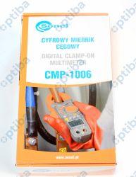 Miernik cęgowy cyfrowy CMP-1006
