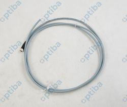 Przewód przyłączeniowy ze złączem BCC M314-0000-10-003-VX8434-020 BCC02PL